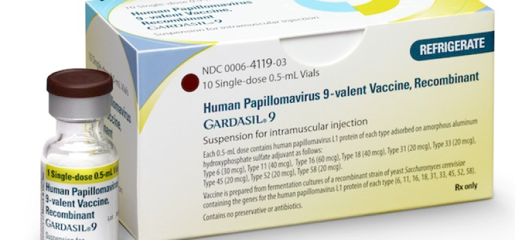 Merck OK'd for Gardasil 9 expanded age indication