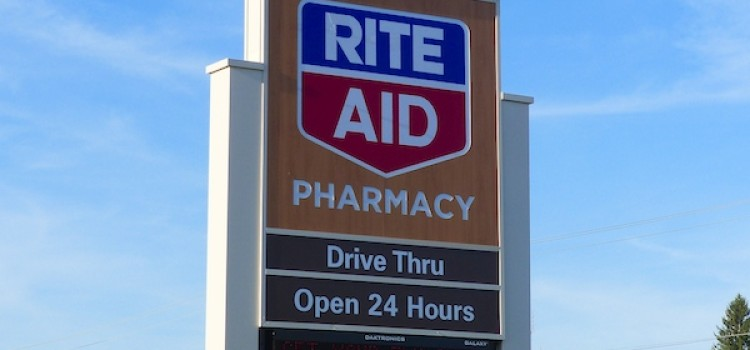 November sales inch up at Rite Aid