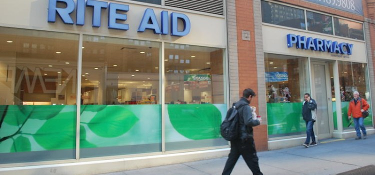 Rite Aid finishes fiscal year on positive note