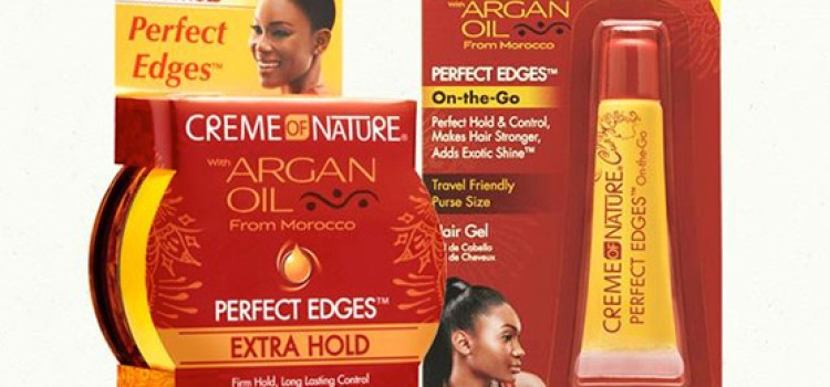 Creme of Nature adds new gels to hairstyling lineup