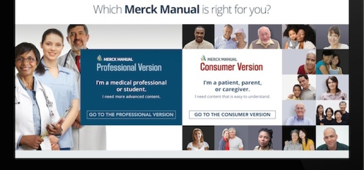 Merck Manuals plans one-click access for Walgreens