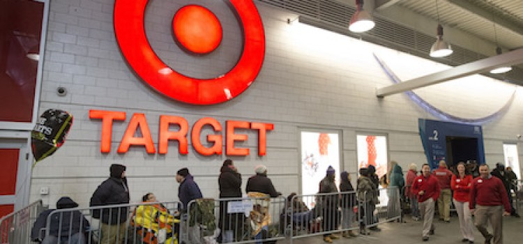 Target reports strong holiday gains, announces leadership changes