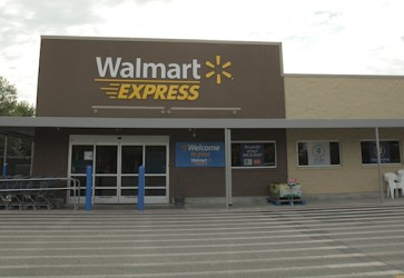 Walmart Express small-format stores to be shut