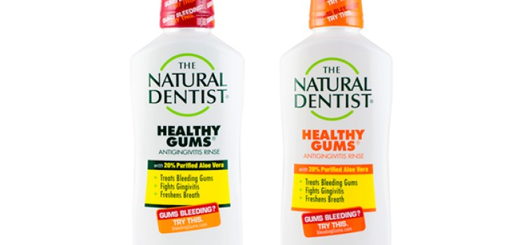The Natural Dentist promotes rinse as aid for cancer patients