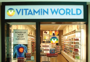 NBTY to sell Vitamin World chain