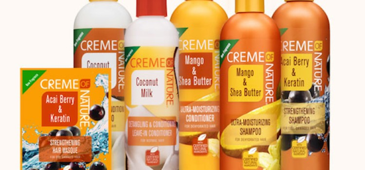 Creme of Nature enhances Certified Natural Ingredients hair care line