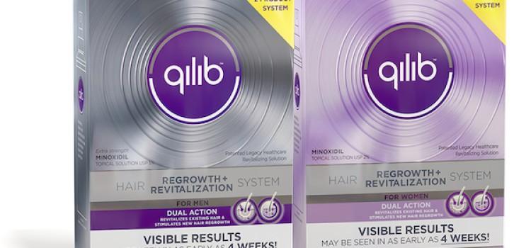Galderma qilib hair regrowth system hits stores