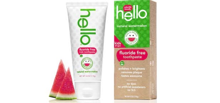 Hello kicks off ad campaign for kids' toothpaste