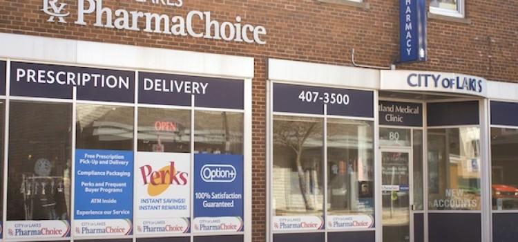 PharmaChoice drug store banner reaches milestone