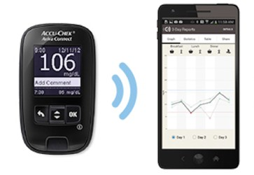 Roche integrates Accu-Chek Connect with Apple Health