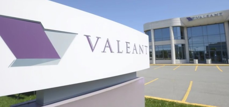 Valeant makes changes to executive team