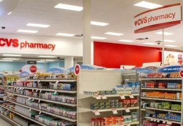 CVS Health sees sales surge in 1Q