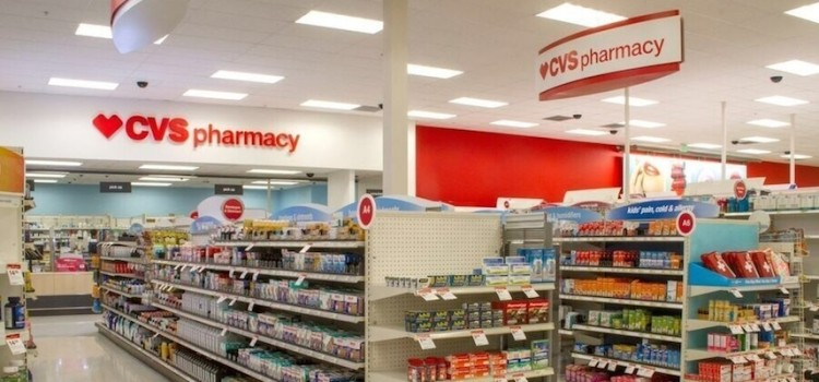 CVS Health sees sales surge in 1Q