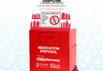 CVS Health bolsters support of drug take-back efforts