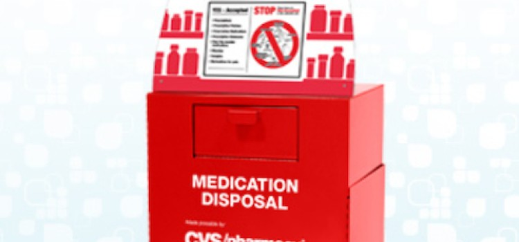 CVS Health bolsters support of drug take-back efforts