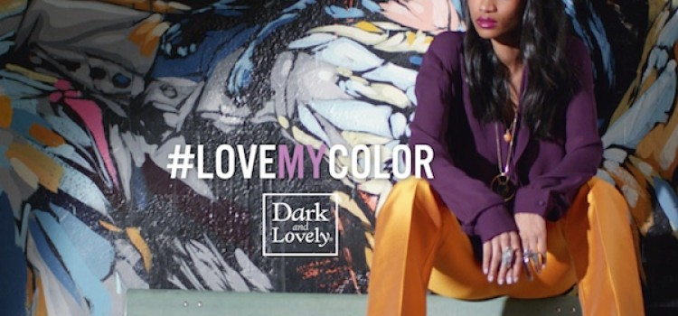 Dark and Lovely launches #LoveMyColor