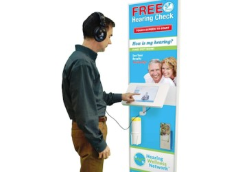 Albertsons pilots hearing test kiosks