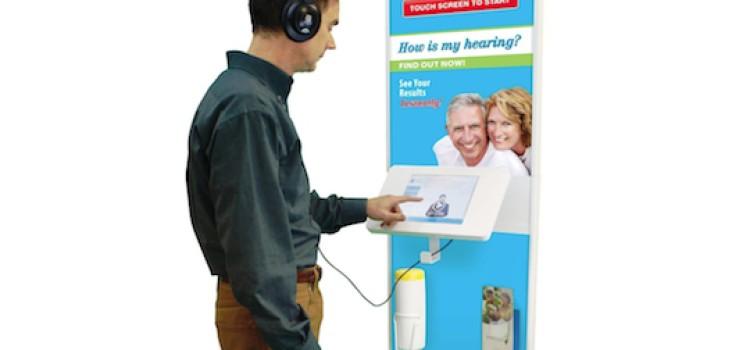 Albertsons pilots hearing test kiosks