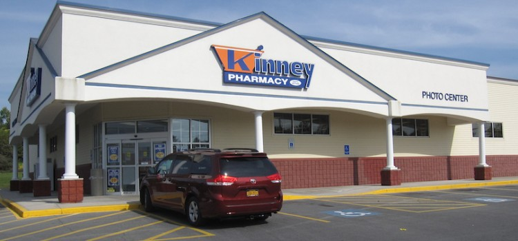 Kinney Drugs, Holy Shirt! team to supply face masks to Kinney staff