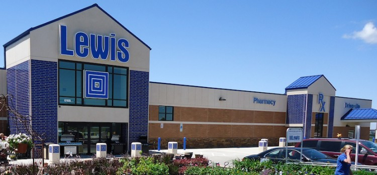 Lewis Drug nears milestone with 50th store