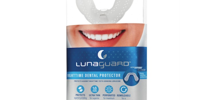 McKeon unveils LunaGuard for teeth grinders