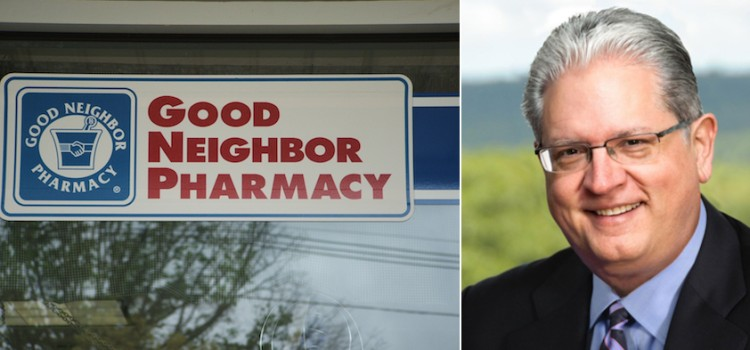 Good Neighbor Pharmacy president Neu to retire