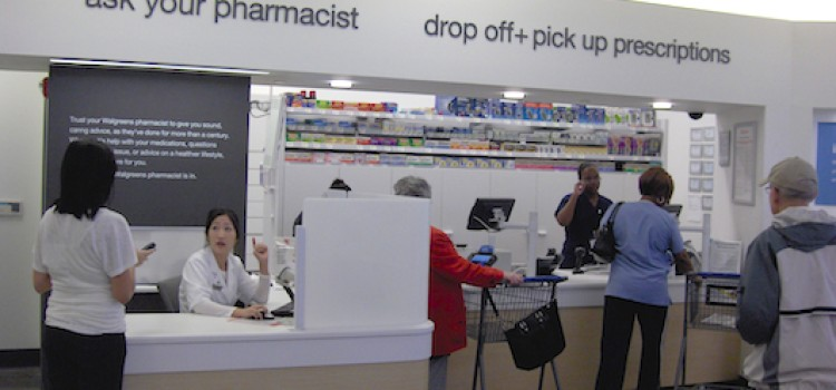 Walgreens turns spotlight on pharmacists' dedication