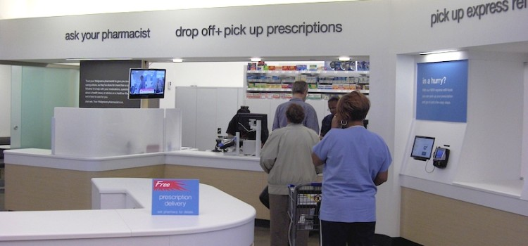 Perfect digital touchpoint for retail pharmacy