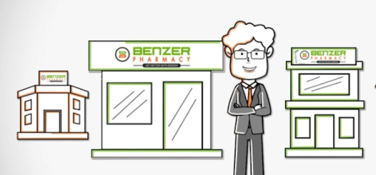 Franchise invitation from Benzer Pharmacy