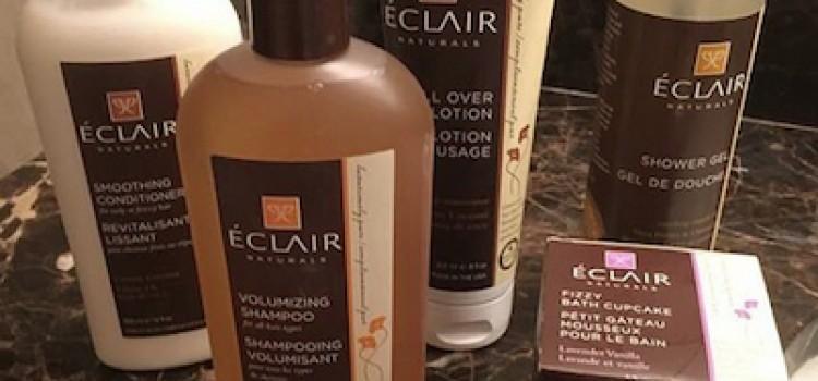 Éclair Naturals debuts 'pure' beauty care line