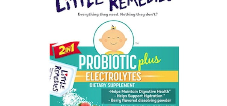 Little Remedies launches Probiotic Plus Electrolytes