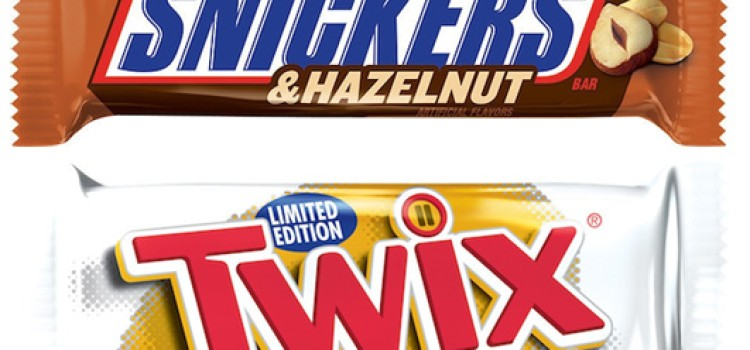 Mars takes wraps off latest chocolate varieties