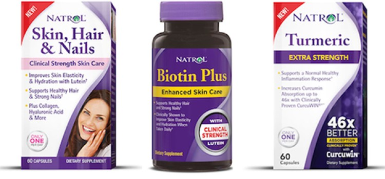 Natrol's new supplements expand beauty lineup