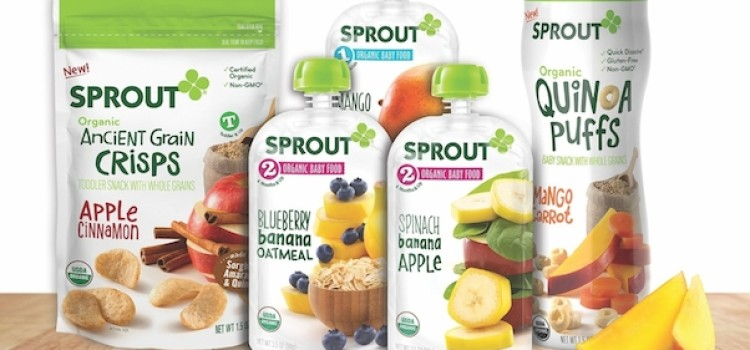 Crossmark to help grow Sprout Nutrition brand at retail