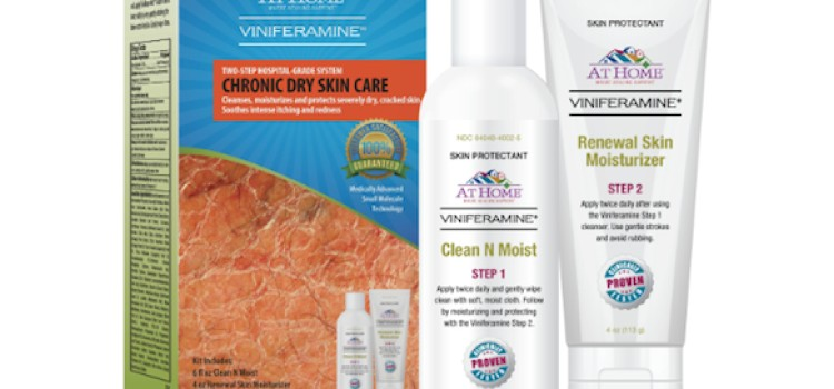 At Home skin care kits address chronic conditions