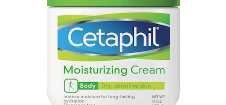 Cetaphil display at CVS supports Camp Wonder