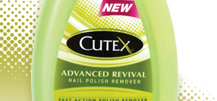 Revlon buys Cutex businesses from Coty