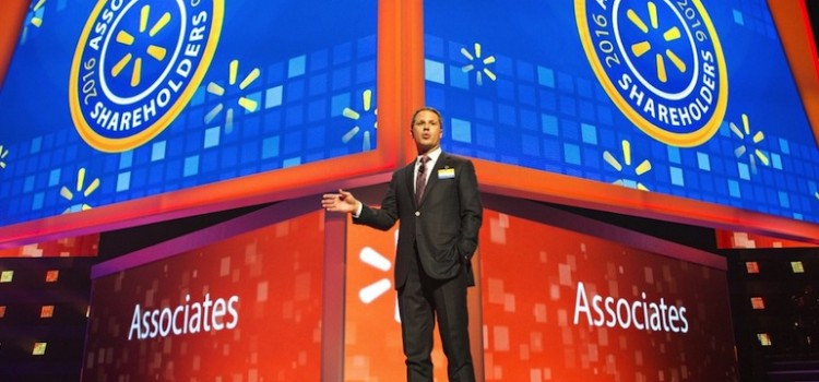 Walmart's McMillon: 'Our mission is clear'