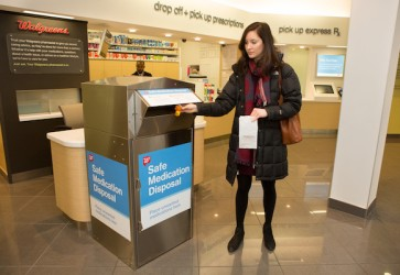 Walgreens' drug abuse efforts come to Okla., Wash. stores