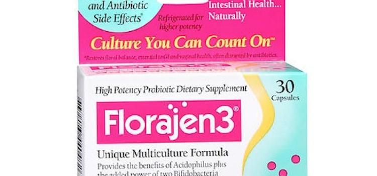 Clarion Brands acquires Florajen probiotics