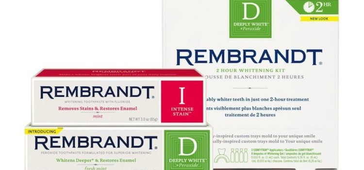 Ranir buys Rembrandt teeth whitening brand