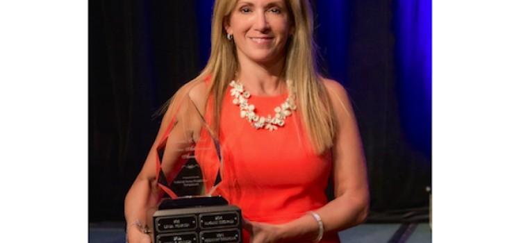 Walmart Care Clinic's Ryan earns honors