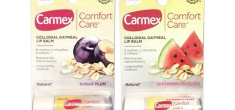 Carmex debuts first natural lip balm