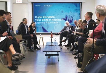 Digital tech is upending status quo in health care