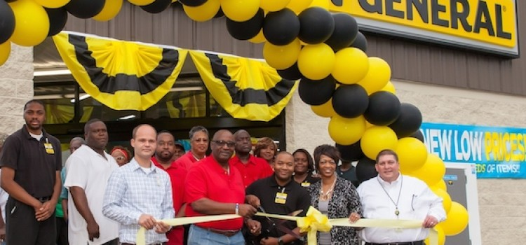 Dollar General marks opening of 13,000th store