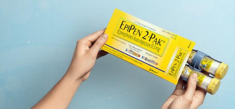 Mylan set to launch generic EpiPen
