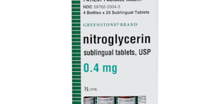 Greenstone adds Nitrostat authorized generic