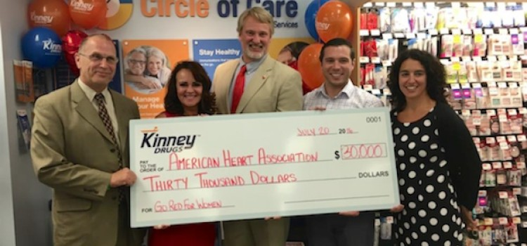 Kinney edges out Wall Street giant in fundraiser