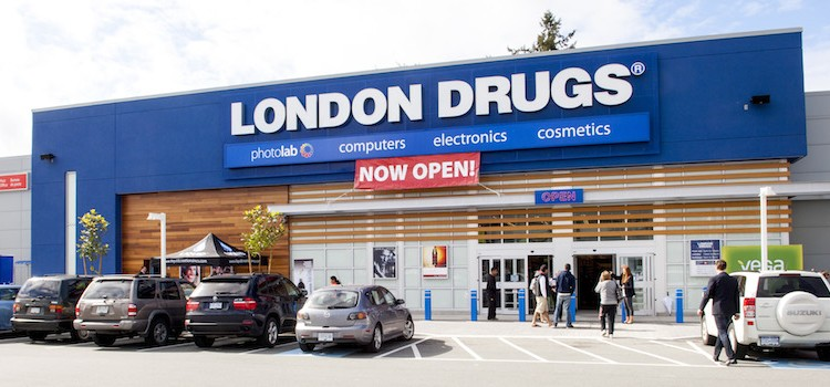 London Drugs launches its first loyalty program