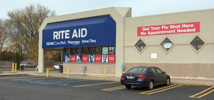 Seasonal flu shots now available at Rite Aid